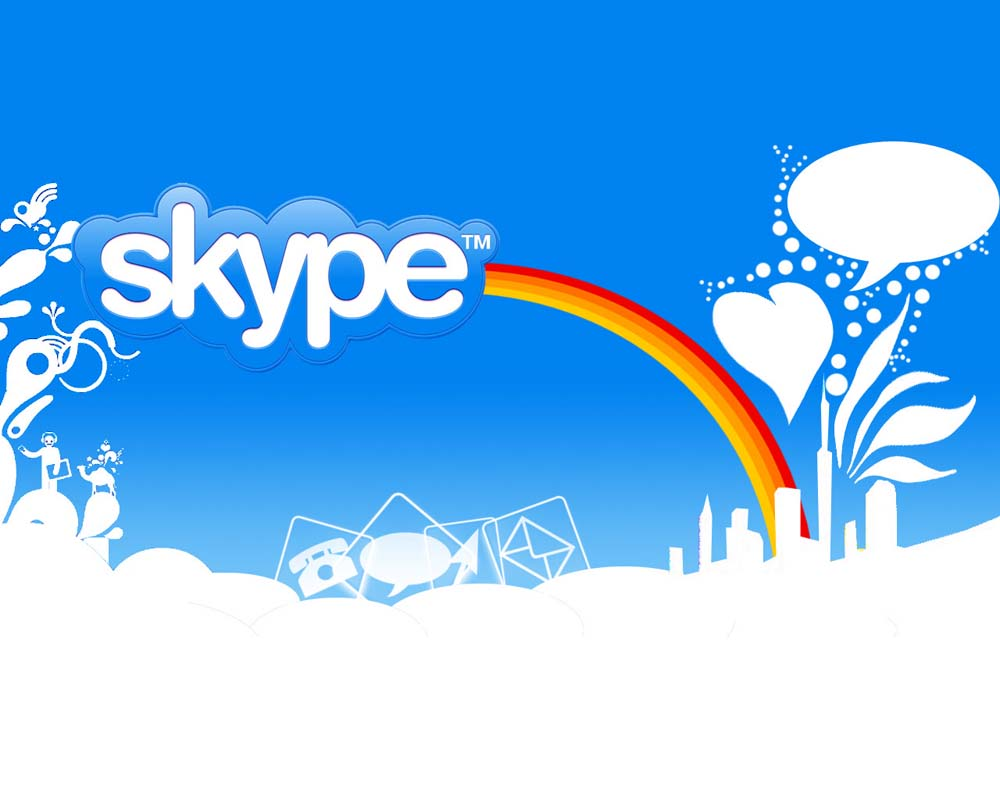 Skype For Communication